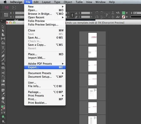 Wireframing With Illustrator and InDesign   FREE  LEARNING   Scoop.it