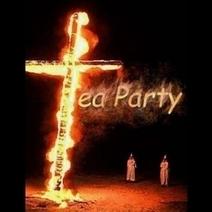 White Southern Democrat Burns Cross on Tea Party's Lawn   Restore America   Scoop.it