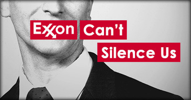 Exxon, You Can't Silence Us: A Public Letter | Messenger for mother Earth | Scoop.it