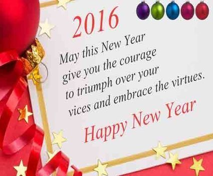 Happy New Year 2016 Greetings | Entertainment | Scoop.it