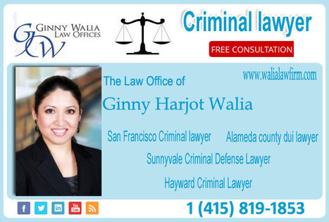 San Francisco Criminal Lawyer | Criminal Defense Lawyer & Attorney in California | Scoop.it
