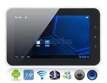 $60 Rockchip RK2906 (Cortex A8) Android 4.0 Tablets | Embedded Systems News | Scoop.it