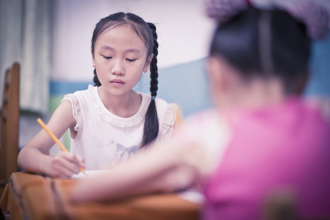 China Gets Serious About De-Stressing   Educational Board   Scoop.it