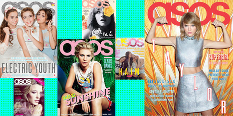 Fashionable Content: How ASOS Built a Brand Mag With Over 500,000 Monthly Readers | Media | Scoop.it