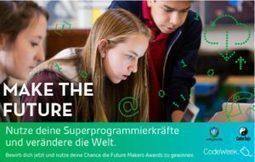 Future Makers Award auf der Suche nach dem Superprogrammierer | Programmieren in der Schule | Scoop.it
