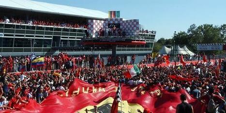 Monza, sessant'anni ad alta velocità. La F1 e quel muro dei 380 all'ora - La Stampa | Cars and motors | Scoop.it