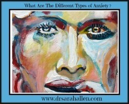 Anxiety Disorders |Dr. Sarah Allen Northbrook, Online and by Telephone | Therapy News | Scoop.it