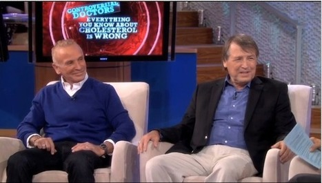 Dr. Stephen Sinatra, Jonny Bowden Spread Cholesterol Truths On The Dr. Oz Show | Bacon is health food | Scoop.it