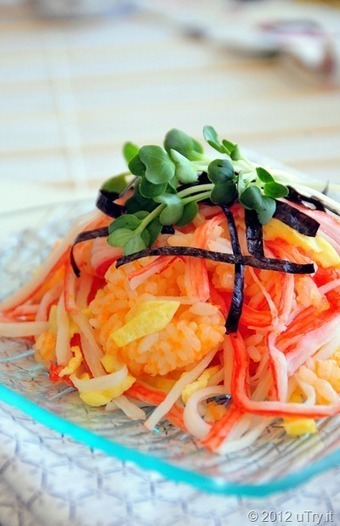 uTry.it: Japanese Masago Rice—With Step-by-Step Pictorial | The Asian Food Gazette. | Scoop.it