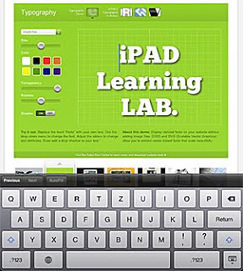 iPAD Learning LAB by The MASIE Center | distance education & learning | Scoop.it