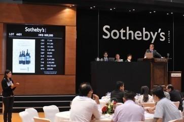 Les acheteurs asiatiques diversifient | Autour du vin | Scoop.it