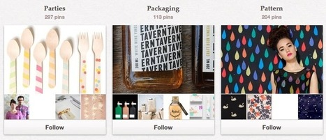 6 Pinterest Accounts to Follow and Learn Pinterest Best Practices | WordStream | It is all a Journey. | Scoop.it