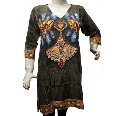 Tunics and Tops Indian kurti Caftan ship from NJ USA | Scarves | Shop Scarf styles, Digital printed fabric, Tunic and Indian clothing | Scoop.it