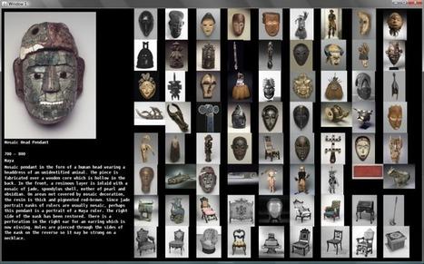 ¿Qué tienen? Visualizaciones de las colecciones de los museos | VIM | Scoop.it
