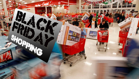 Exclusive Deals on Black Friday Shopping - Get all the best prices in thousands of online shops | natalinella | Scoop.it