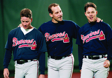 "Maddux, Glavine headline '14 Hall of Fame ballot | Buffy Hamilton's Unquiet Commonplace ""Book"" 