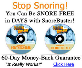 Stop Snoring | stop snoring | Scoop.it