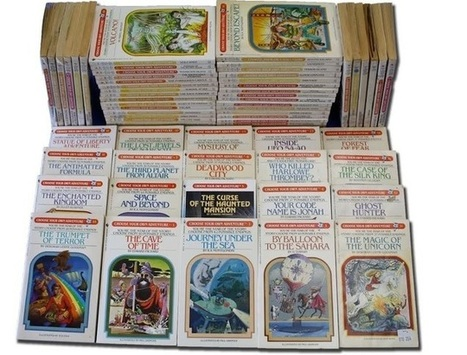 "RIP R.A. Montgomery, Creator Of The ""Choose Your Own Adventure"" Books 
