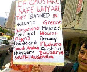 Sri Lanka, Brazil, Chile, South Africa Move Against Monsanto | Questions de développement ... | Scoop.it