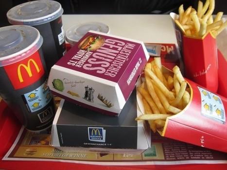 Los ingredientes que usa McDonald's en su comida | Ecológico Cultura Ciencia Educación Padres Desarrollo Mundo | Scoop.it
