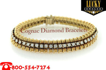 Different Types of Diamond Bracelets That Will Complement Your Style | Lucky Jewelers, Inc. | Scoop.it