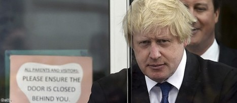 Boris Johnson's row with Ed Miliband reveals his darker side | The Greater Fool | Scoop.it