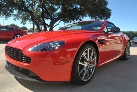 Unique reviews articles of aston martin vantage v8 | my favorite sport | Scoop.it