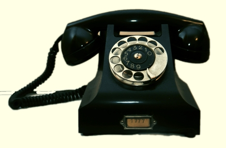 Where does the telephone belong in your organization? | Business | Blog | Holtz Communications + Technology | good neuws | Scoop.it