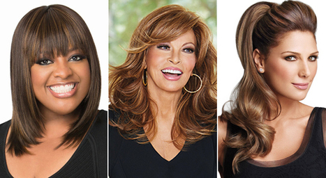 BCA Month: Everything You Ever Wanted to Know About Buying a Wig - Latina | Hair There and Everywhere | Scoop.it