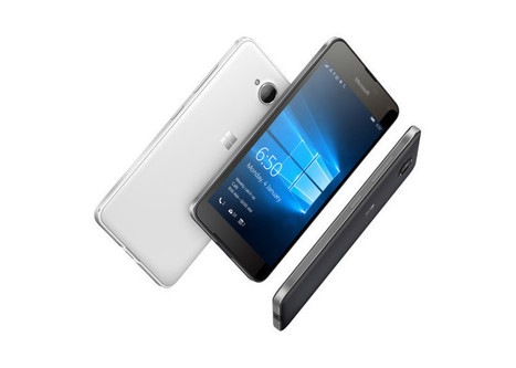 Microsoft Lumia 650 drops to lowest UK price so far; now available for £109.99 | Windows Phone - CompuSpace | Scoop.it