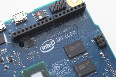 10 Great Intel Galileo Features | Raspberry Pi | Scoop.it