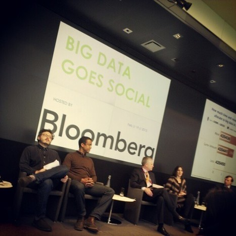 Facegroup » Big Data Goes Social | Viewer Engagement and Social TV | Scoop.it