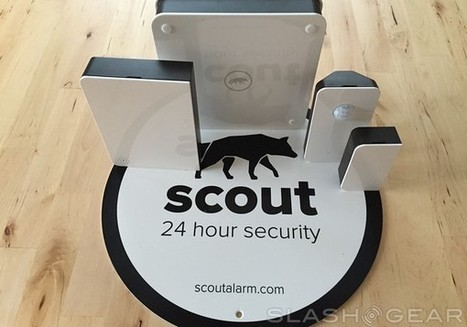 SlashGear's Review of Scout Alarm: DIY home security you'll want | Low Power Heads Up Display | Scoop.it
