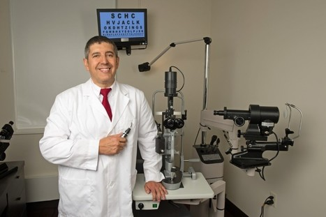 The Tricky Differences Between an Ophthalmologist and an Optometrist | Moody Eyes | Scoop.it