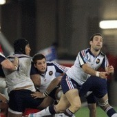 Le XV de France retrouve une petite dynamique - francetv sport | Sports & Passions | Scoop.it