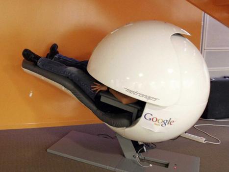 Travailler chez Google : 11 faits et chiffres étonnants - Mode(s) d'emploi | Emploi | Scoop.it