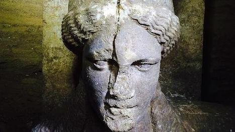 Amfípolis, en Grecia, la tumba de Europa | Mundo Clásico | Scoop.it