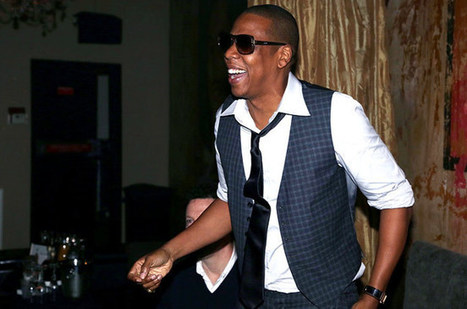 Jay-Z, Roc Nation Sign Global Publishing Administration Deals With Warner/Chappell | Hip-Hop Celebrity News | Scoop.it