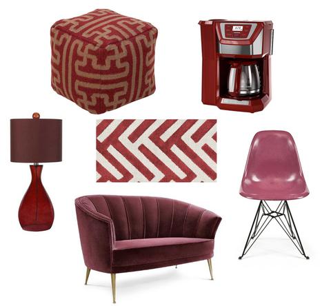 Color of 2015, Marsala color | Home Decor Designs | Scoop.it