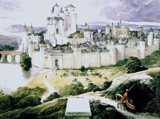 The legend of the great King Arthur, King of Britain! :: Britain First   Rey Arturo, Los caballeros de la Mesa Redonda, Camelot y Avalon. El Mundo Épico utópico de la mitología celta.   Scoop.it