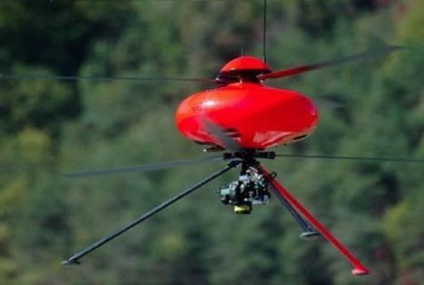 ECA Group acquires UAV copter maker Infotron for $10 million | Drones et perspectives | Scoop.it