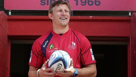 Reds bank on Turner to turbocharge star backline - The Australian | Rugby Union | Scoop.it