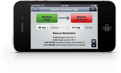 mHealth: building a mobile companion app for cancer sufferers | oncoTools | Scoop.it