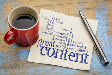 Make Social Media Work for You with Shareable Content | Web Design, Web Development, SEO, SMO | Scoop.it