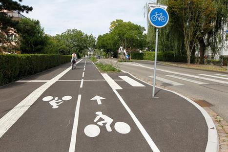Bientôt une autoroute périphérique pour les vélos à Strasbourg | Vélo en ville, villes à vélos | Scoop.it