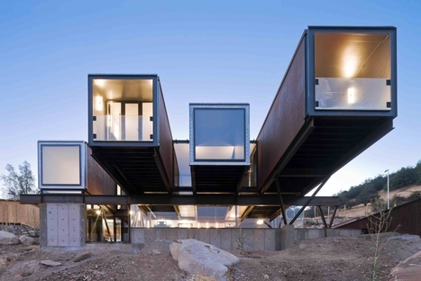 Absolutely Prefabulous: 10 Modular Homes | sustainable architecture | Scoop.it