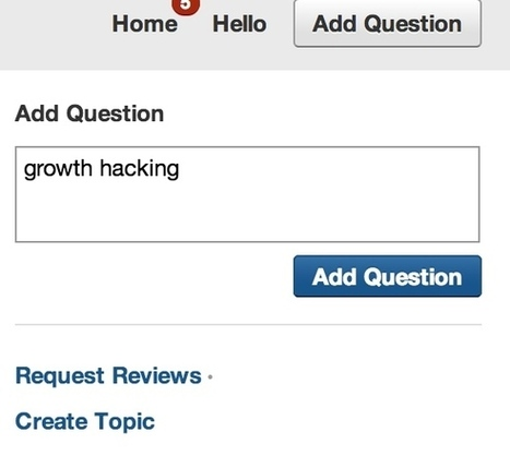 The power and growth of Quora | Growth Hacking | Scoop.it