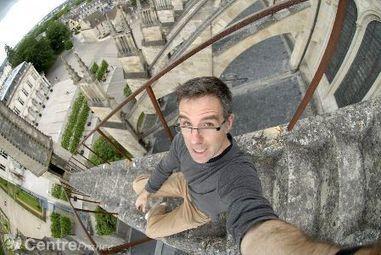 La cathédrale de Bourges comme vous ne l'avez jamais vue - Le Journal du Centre | Bourges Tourisme Info | Scoop.it