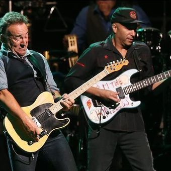 Tom Morello weighs in on working with Bruce Springsteen - USA Today | Bruce Springsteen | Scoop.it