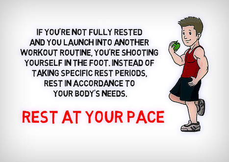 Rest at your Pace | Quotes Abouth Health | Scoop.it